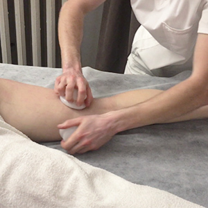 masaż odchudzający bańka