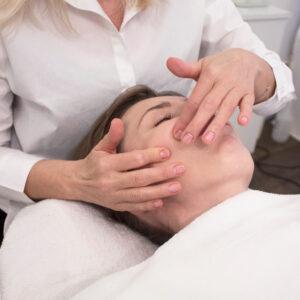 refleksoterapia twarzy o leczniczym działaniu